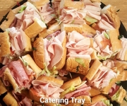 Catering-Tray